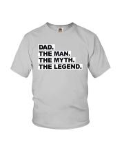 Dave The Man The Myth The Legend Shirt Youth T-Shirt thumbnail