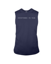 Existence Is Pain Shirt Sleeveless Tee thumbnail