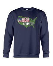 Maga Country Shirt Crewneck Sweatshirt thumbnail