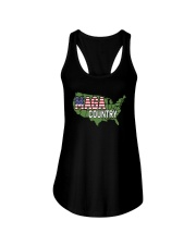Maga Country Shirt Ladies Flowy Tank thumbnail