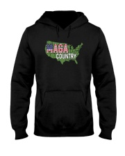 Maga Country Shirt Hooded Sweatshirt thumbnail
