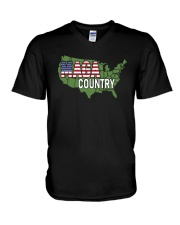 Maga Country Shirt V-Neck T-Shirt thumbnail