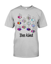 Lgbt Bee Kind T Shirt Classic T-Shirt tile