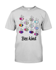 Lgbt Bee Kind T Shirt Premium Fit Mens Tee tile