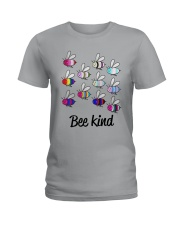 Lgbt Bee Kind T Shirt Ladies T-Shirt tile