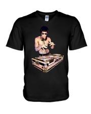 Bruce Lee T Shirt Dj V-Neck T-Shirt thumbnail
