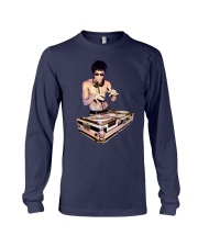Bruce Lee T Shirt Dj Long Sleeve Tee thumbnail