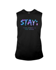 Stay Your Story Is Not Over Shirt Sleeveless Tee thumbnail