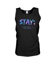 Stay Your Story Is Not Over Shirt Unisex Tank thumbnail