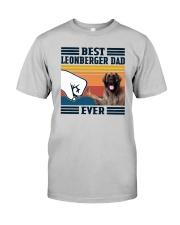 Vintage Best Leonberger Dad Ever Shirt Classic T-Shirt tile