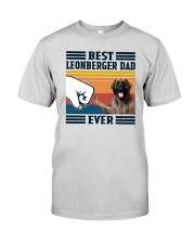 Vintage Best Leonberger Dad Ever Shirt Premium Fit Mens Tee thumbnail