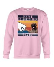 Vintage Best Leonberger Dad Ever Shirt Crewneck Sweatshirt thumbnail