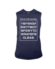 Voicemail Abbreviation Viral This Is Rachel Shirt Sleeveless Tee thumbnail