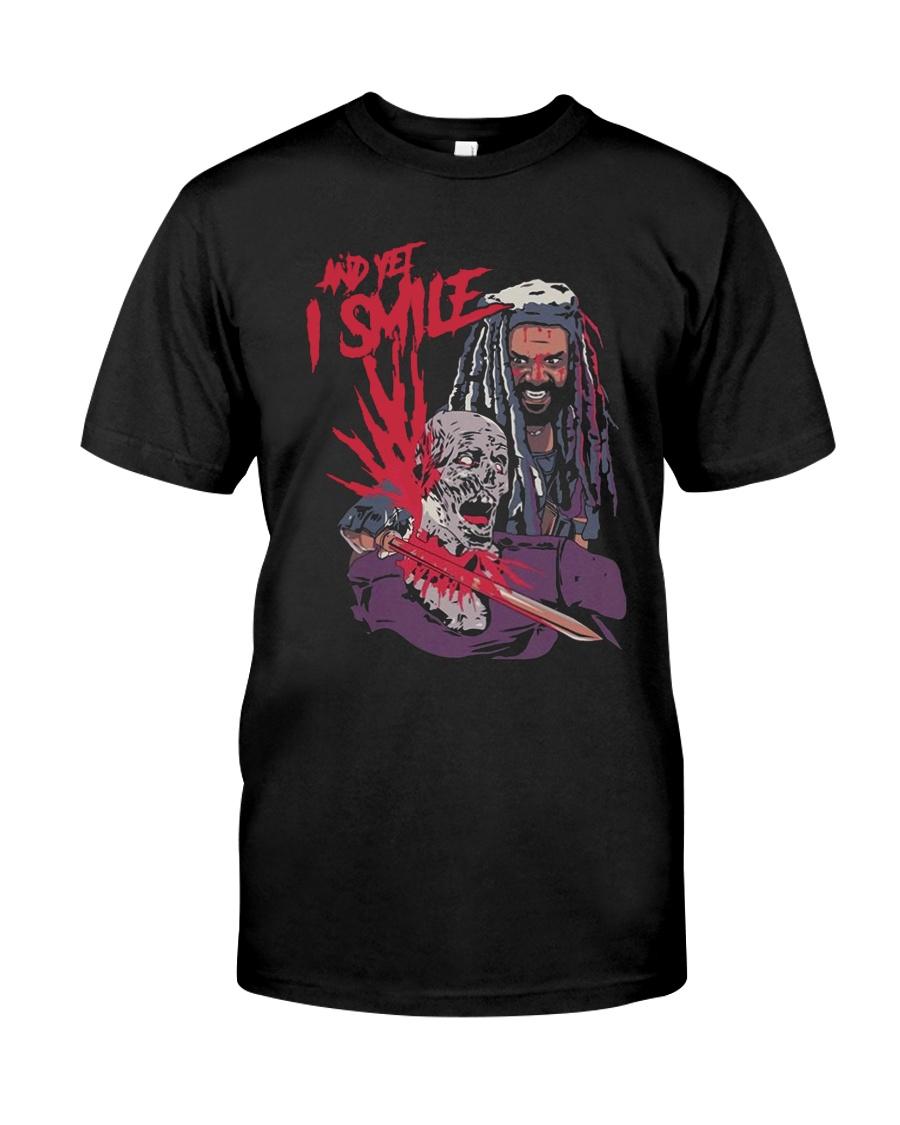 Khary Payton And Yet I Smile Shirt Classic T-Shirt