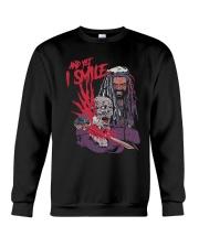 Khary Payton And Yet I Smile Shirt Crewneck Sweatshirt thumbnail