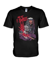 Khary Payton And Yet I Smile Shirt V-Neck T-Shirt thumbnail