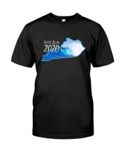 Kentucky Wave Vote Blue 2020 Shirt Premium Fit Mens Tee thumbnail