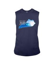 Kentucky Wave Vote Blue 2020 Shirt Sleeveless Tee thumbnail