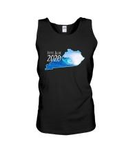 Kentucky Wave Vote Blue 2020 Shirt Unisex Tank thumbnail
