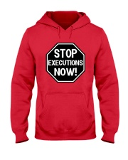 Governor Is Mansion Stop Executions Now Shirt Hooded Sweatshirt thumbnail