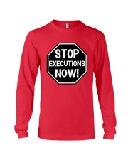 Governor Is Mansion Stop Executions Now Shirt Long Sleeve Tee thumbnail