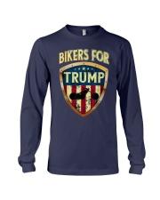 Bikers For Trump Shirt Long Sleeve Tee thumbnail