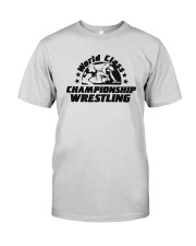 World Class Championship Wrestling Shirt Premium Fit Mens Tee thumbnail