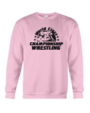 World Class Championship Wrestling Shirt Crewneck Sweatshirt thumbnail