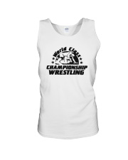 World Class Championship Wrestling Shirt Unisex Tank thumbnail