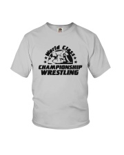 World Class Championship Wrestling Shirt Youth T-Shirt thumbnail