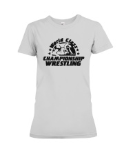 World Class Championship Wrestling Shirt Premium Fit Ladies Tee thumbnail