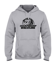World Class Championship Wrestling Shirt Hooded Sweatshirt thumbnail