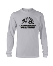 World Class Championship Wrestling Shirt Long Sleeve Tee thumbnail