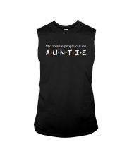 My Favourtie People Call Me Auntie Shirt Sleeveless Tee thumbnail