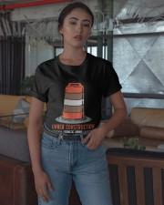 Cleveland Football Under Construction Since Shirt Classic T-Shirt apparel-classic-tshirt-lifestyle-05