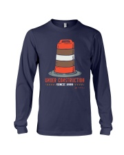 Cleveland Football Under Construction Since Shirt Long Sleeve Tee thumbnail