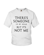 There's Someone In My Head But It's Not Me Shirt Youth T-Shirt tile