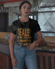 Fall Is My Second Favorite F Word Shirt Classic T-Shirt apparel-classic-tshirt-lifestyle-05