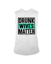Drunk Wives Matter Shirt Sleeveless Tee thumbnail