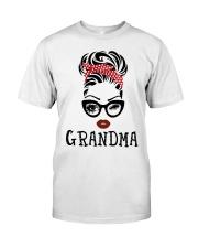 Each Grandma Shirt Classic T-Shirt front