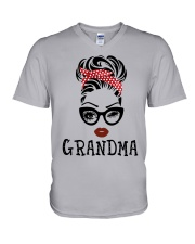 Each Grandma Shirt V-Neck T-Shirt thumbnail