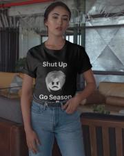 Shut Up Go Season Your Food Shirt Classic T-Shirt apparel-classic-tshirt-lifestyle-05