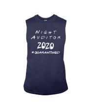 Night Auditor 2020 Quarantined Shirt Sleeveless Tee thumbnail