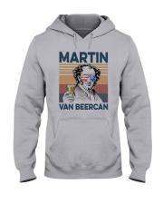 Vintage Drinking Beer Martin Van Beercan Shirt Hooded Sweatshirt thumbnail