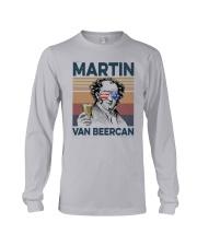 Vintage Drinking Beer Martin Van Beercan Shirt Long Sleeve Tee thumbnail