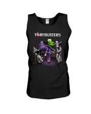 Torybusters Shirt Unisex Tank tile