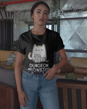 Cat Dungeon Meowster Shirt Classic T-Shirt apparel-classic-tshirt-lifestyle-05