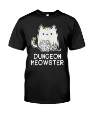Cat Dungeon Meowster Shirt Classic T-Shirt front