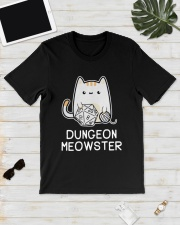 Cat Dungeon Meowster Shirt Classic T-Shirt lifestyle-mens-crewneck-front-17
