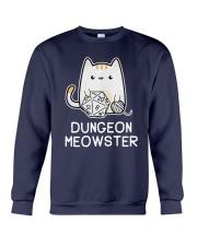 Cat Dungeon Meowster Shirt Crewneck Sweatshirt thumbnail
